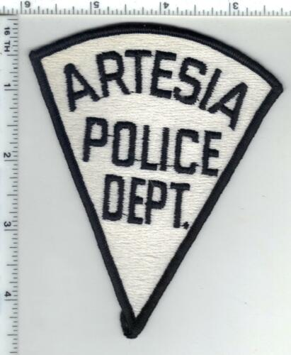 Artesia Police (New Mexico) 2nd issue Shoulder Patch