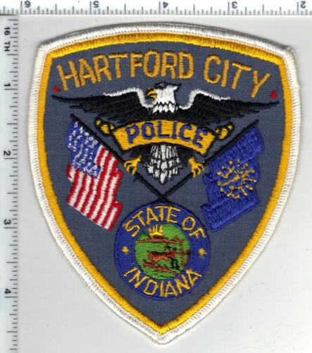 Hartford Police (Indiana) Shoulder Patch - New from the 1980