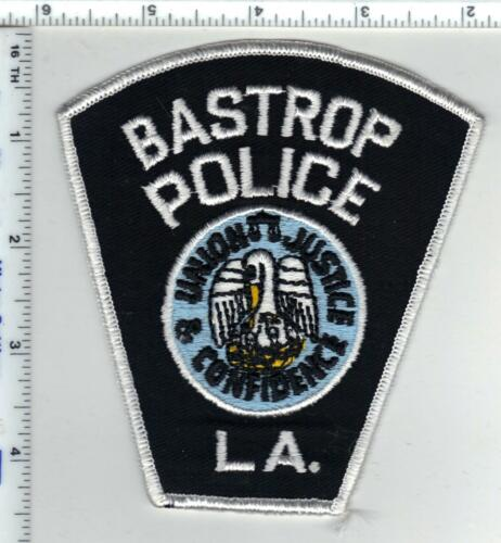 Bastrop Police (Louisiana)  Shoulder Patch - new from the 1990