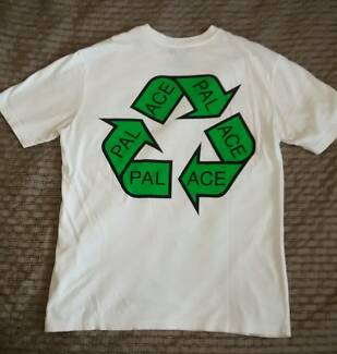 Palace P-Cycle T-Shirt in White