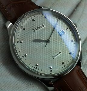 Parnis-Automatic-Power-Reserve-Reloj-Elegante-Para-Hombre-Reloj-OROLOGIO-MONTRE