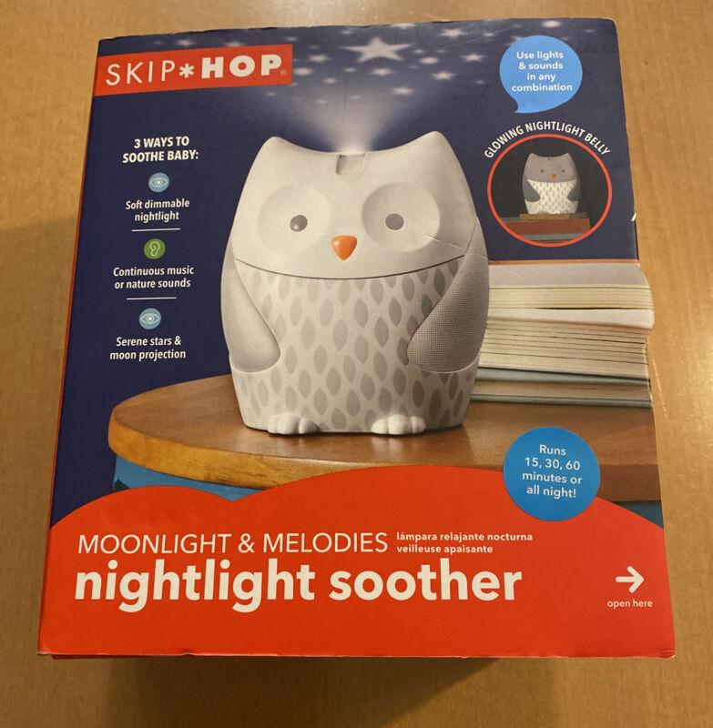 Skip Hop Own Nightlight and Sound Machine - See Description