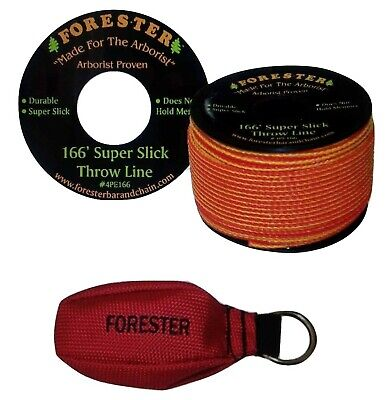 Forester 166 Foot Arborist Throw Line Kit