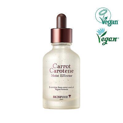 SKINFOOD Carrot Carotene Moist Effector 1.75oz / 52ml Vegan Beauty NEW K-Beauty