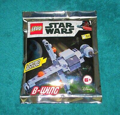 LEGO STAR WARS: B-Wing Polybag Set 911950 BNSIP