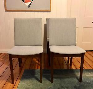 Retro/ vintage/ mid century dining chairs Nundah Brisbane North East Preview