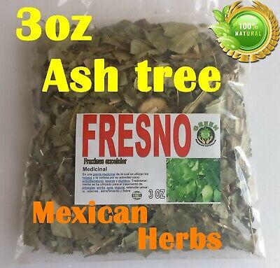 Ash Tree Infusion Te de Fresno 3oz ácido úrico gota artritis Fraxinus excelsior ()