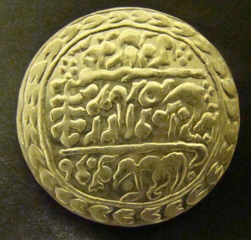 JAIPUR 1 RUPEE Silver - AU    Foreign Coin     India   RARE