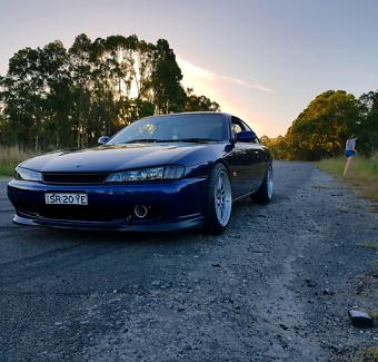 Nissan Silvia S14 Forged Motor Big Build List!