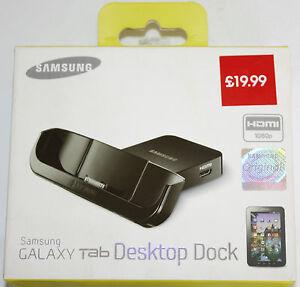 SAMSUNG GALAXY TAB DESKTOP DOCK  HDMI 1080p - NEW
