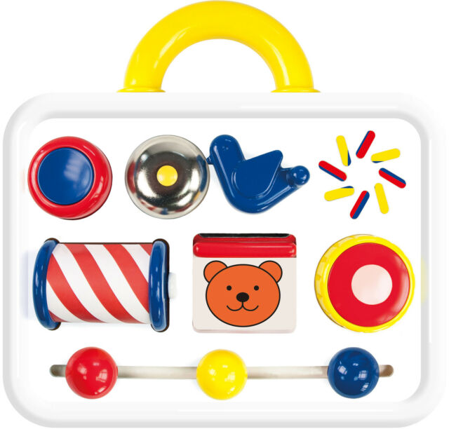 Ambi Toys ACTIVITY CASE Baby/Toddler/Child Playing Toys Kid Activities Fun - BN