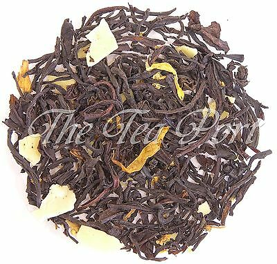 - White Chocolate Mousse Loose Leaf Black Tea - 1/4 lb