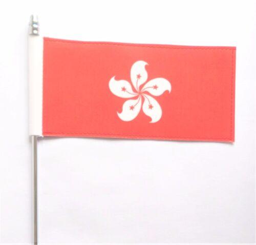 China Hong Kong Region Ultimate Table Flag