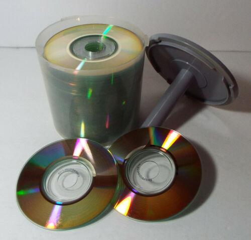FULL SPINDLE OF 50 SMALL CD-ROMs FOR SONY MAVICA CAMERA