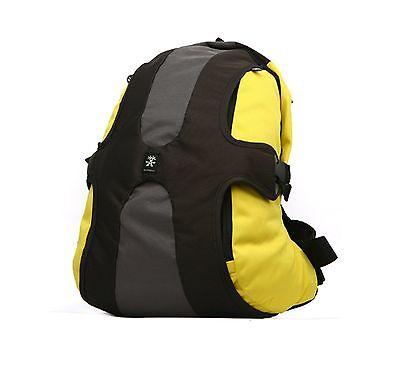 Crumpler The King Single KS-16A Laptop Backpack for Macbook pro 15inch(gunmetal/