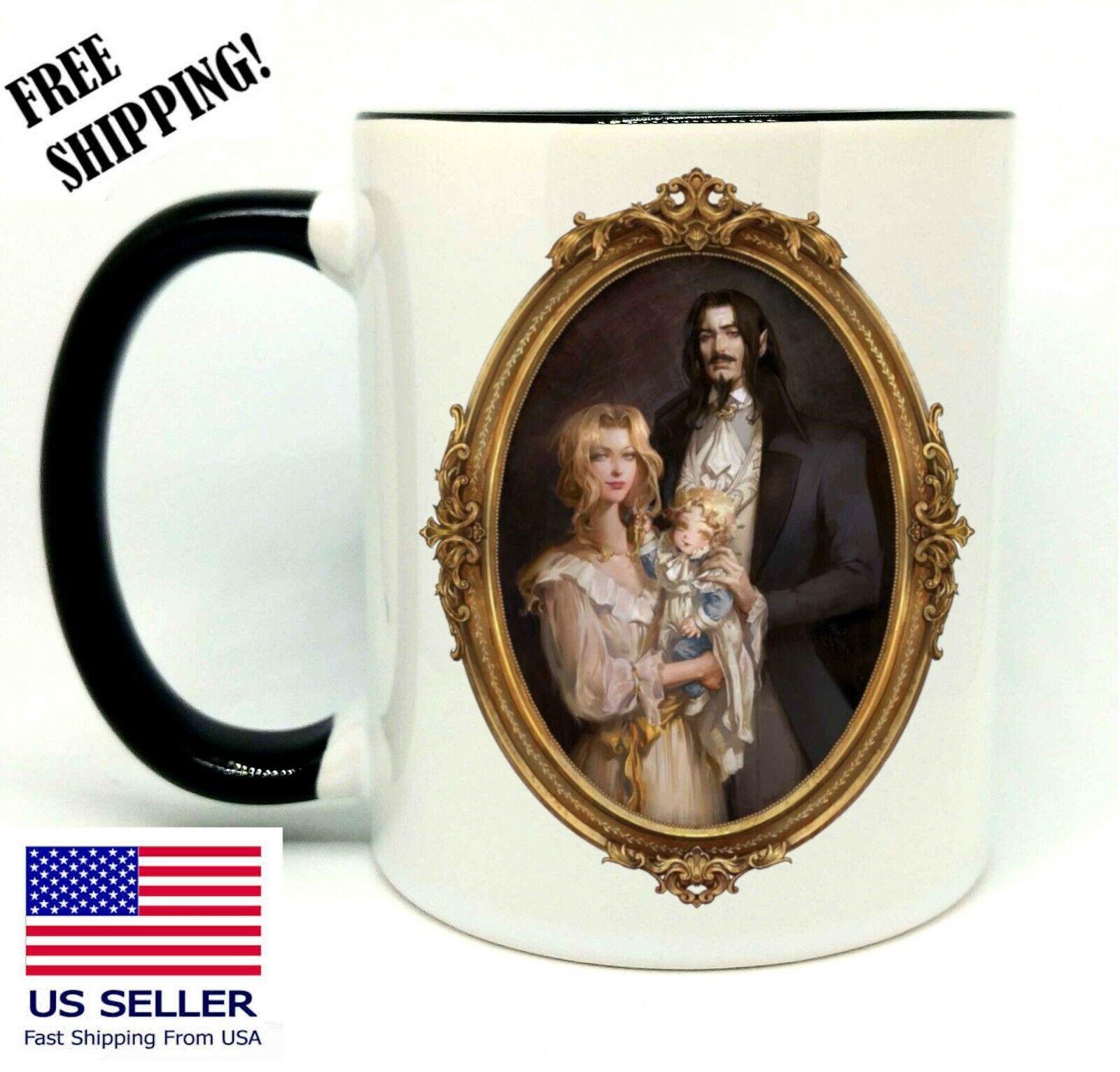 Castlevania, 11oz Mug - Coffee / Tea - Gift