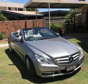E250 Mercedes Benz Convertible