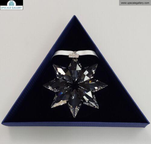 Swarovski 2013 Annual Christmas Snowflake Ornament Large #5004489 *NIB*