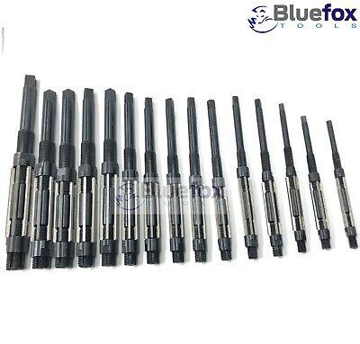 15 Pcs Adjustable Hand Reamer Set H-v To H-11 Sizes 14 To 1.116 Sale
