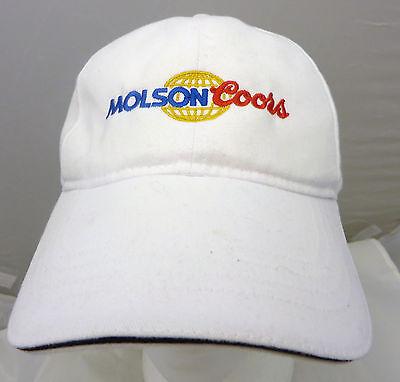 Molson Coors Canada Toronto Brewery Beer Baseball Cap Hat Adjustable Buckle