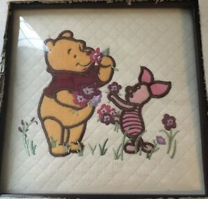 Vintage Winnie the Pooh Wall Art Pictures