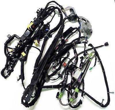 2012-14 Escalade Suburban Yukon New Genuine OEM Wiring Harness Body 22920897