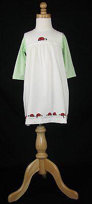 NWT Anne Geddes Baby Girls LadyBug Dress 18-24 Months RARE