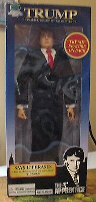 "Donald J. Trump 12"" Talking Doll by Stevenson Entertainment Group"