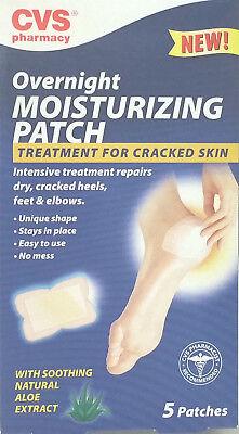 Cvs Pharmacy Overnight Moisturizing Treatment For Cracked Skin   5 Patches