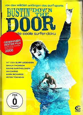 Bustin Down the Door - von den wilden Anfängen des Surf - DVD