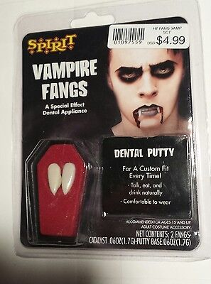 Vampire Fangs Halloween Dracula - Twilight Fangs
