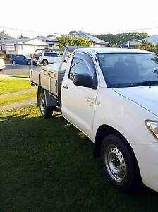 2010 Toyota Hilux Ute V6 Cannon Hill Brisbane South East Preview