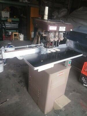 Challenge 3-hole Paper Drill Model Eh-3a 220230v 1phase Usedgood Condition