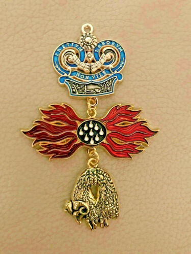 Order of the Golden Fleece (Austria, Austria-Hungary, Spain) COPY #1