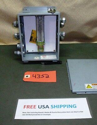 Hoffman Electric Enclosure Box A1008lp 10 X 8 Free Shipping