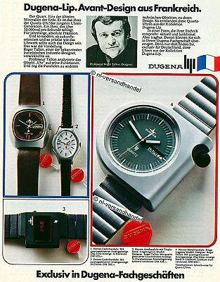 Dugena-Lip-1975-Reklame-Werbung-genuine Advertising- nl-Versandhandel