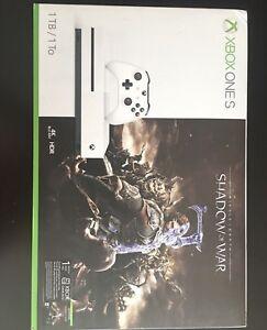 Brand new Xbox One S 1TB / Nouveau XBOX ONE S 1TB