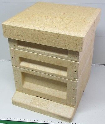 National Poly Hive with 2 x Supers (EMPTY FLAT)
