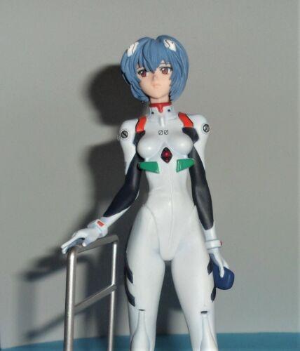 "NEON GENESIS EVANGELION - AYANAMI REI 2008 6"" Sega Anime Figure - US SELLER"