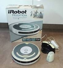 SOLD IROBOT Roomba 530 Robot Vacuum Cleaner with New Battery Applecross Melville Area Preview