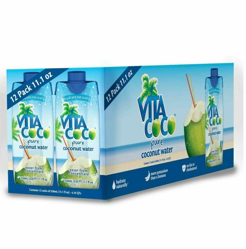 Vita Coco Coconut Water (11.1oz / 12pk) -FREE SHIPPING