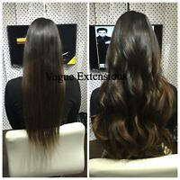 **CERTIFIED & EXPERIENCED** Hair Extensions Specialist