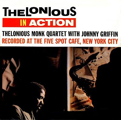 THELONIOUS MONK - THELONIOUS IN ACTION Remastered (180g Audiophile LP | VINYL)