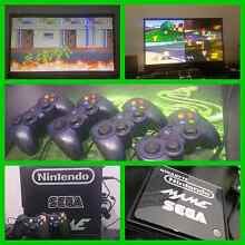 Video arcade gaming console Blakeview Playford Area Preview