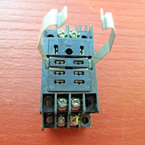 Fuji TP68S1 Relay Base Socket 8-Pin