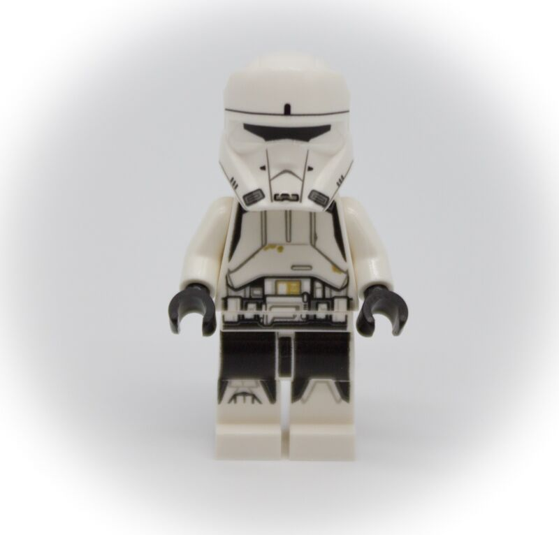 LEGO NEW MINIFIG Star Wars Imperial Hovertank Pilot 75152 SW795
