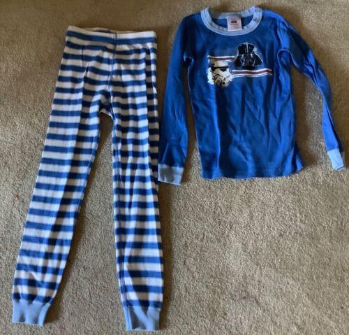 Hanna Andersson Star Wars Pajamas Set - Size 130 (8)