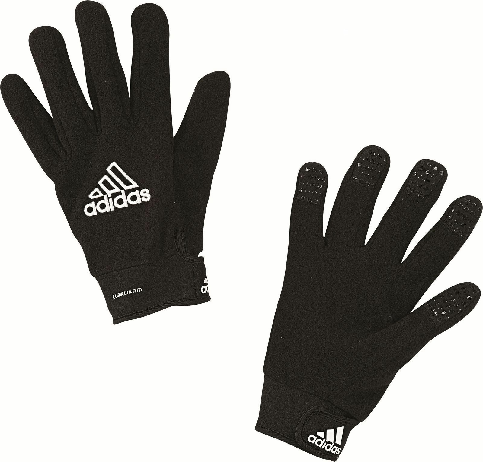 adidas Performence Kinder Erwachsenen Handschuhe Fieldplayer Climawarm schwarz