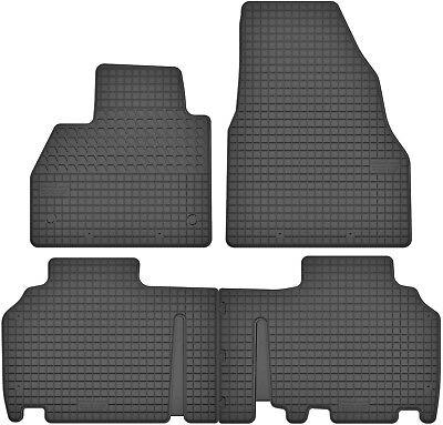 Gummimatten Gummi Fußmatten Satz Mercedes-Benz Citan W415 / Renault Kangoo II