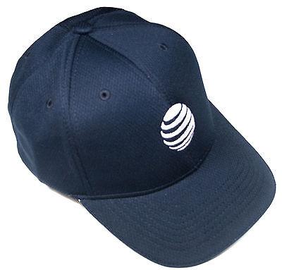 Uniform Cap Hat (Cintas Uniform AT&T Direct TV Adjustable Hat Cap - Navy Blue - Unisex - NEW )